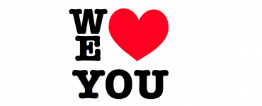 We <3 you